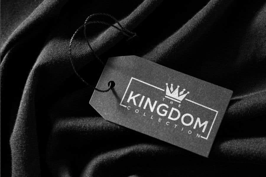 Konkurrenceindlæg #                                        103                                      for                                         Need simple logo with crown for Christian Clothing Brand