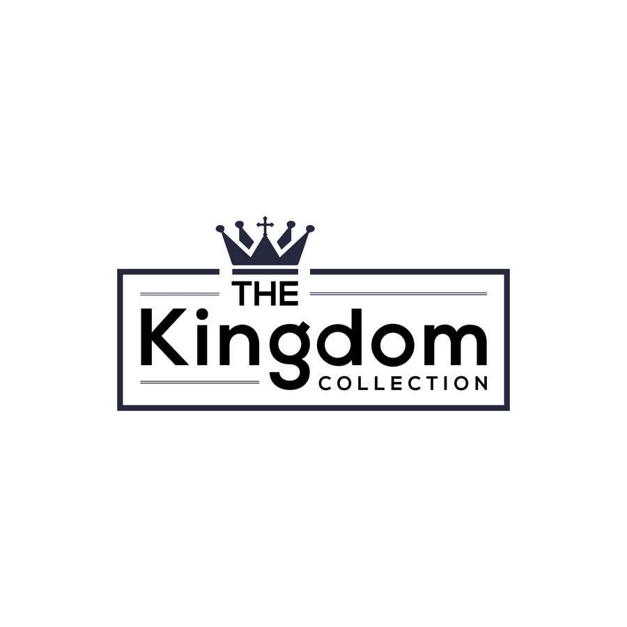 Konkurrenceindlæg #                                        127                                      for                                         Need simple logo with crown for Christian Clothing Brand