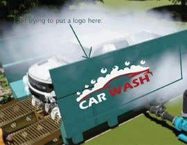 #23 for Car wash logo design by mdabulkasem2098