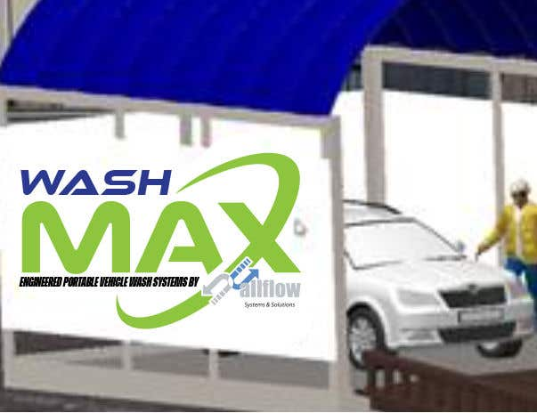 Contest Entry #                                        14                                      for                                         Car wash logo design