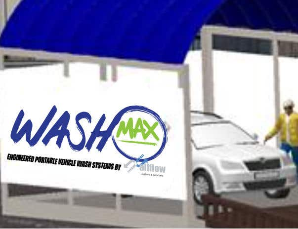 Contest Entry #                                        16                                      for                                         Car wash logo design