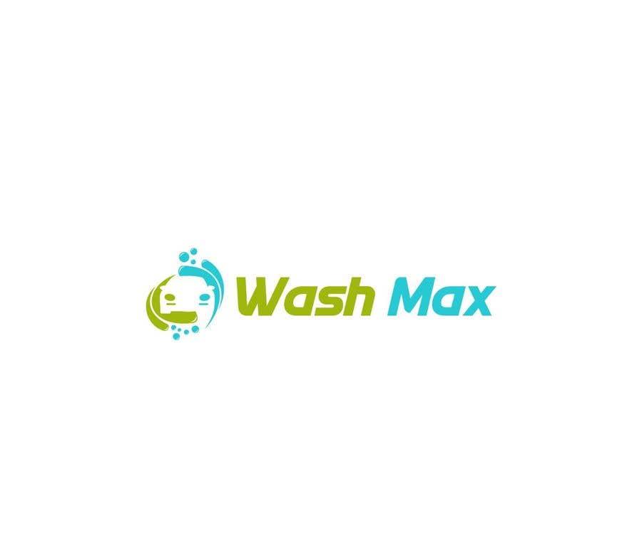 Contest Entry #                                        26                                      for                                         Car wash logo design