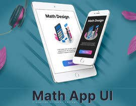 #21 untuk Make a Design for a Math Application oleh VanshRastogi52