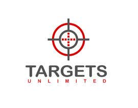 sobuj223071 tarafından Targets Unlimited Logo için no 180