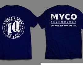 #158 untuk High IQ T-Shirt Design Contest oleh fatimaakhter0191