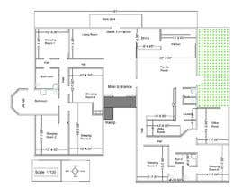 #46 for Draw a professional floor plan from a hand drawing by RobiKarim03