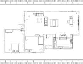 #26 for Draw a professional floor plan from a hand drawing by malimali110