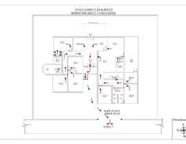 #15 for Draw a professional floor plan from a hand drawing by pearlkrish1982
