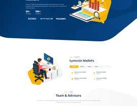 #46 for Design Website for Crypto Coin by freelancerimra59