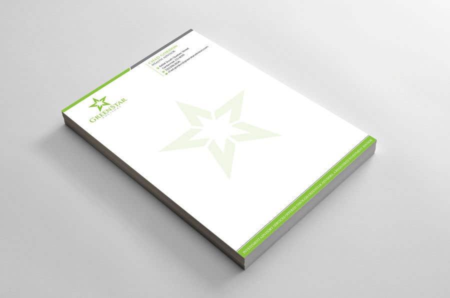 "Penyertaan Peraduan #                                        188                                      untuk                                         Design a Letterhead, Agenda, Microsoft Word ""Style Set"""