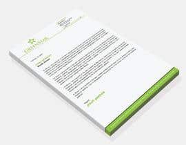 "#102 untuk Design a Letterhead, Agenda, Microsoft Word ""Style Set"" oleh Shuvo4094"