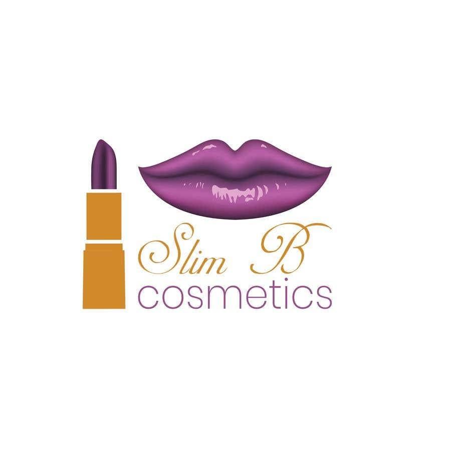 Bài tham dự cuộc thi #                                        40                                      cho                                         Logo for cosmetics brand Slim B Cosmetics