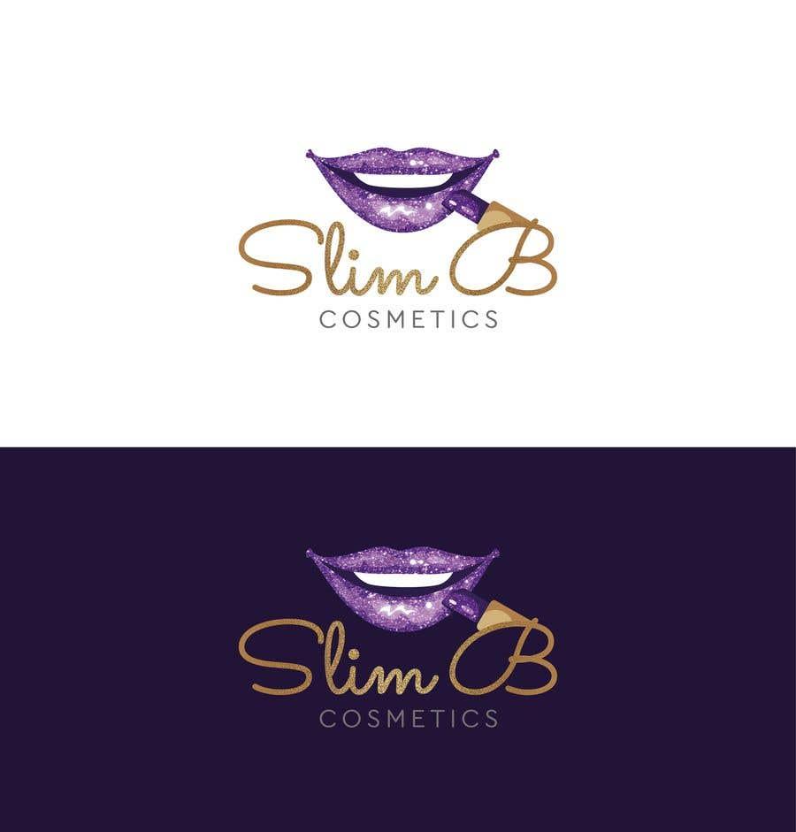 Bài tham dự cuộc thi #                                        41                                      cho                                         Logo for cosmetics brand Slim B Cosmetics