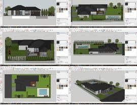 ValkovIhor tarafından Design houses in sketch-up için no 10