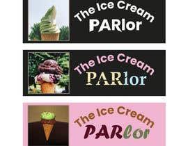 #355 untuk The Ice Cream Parlor oleh Salauddinchd