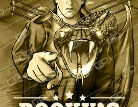 #28 for Rocky's Basilisk movie poster by cutpix