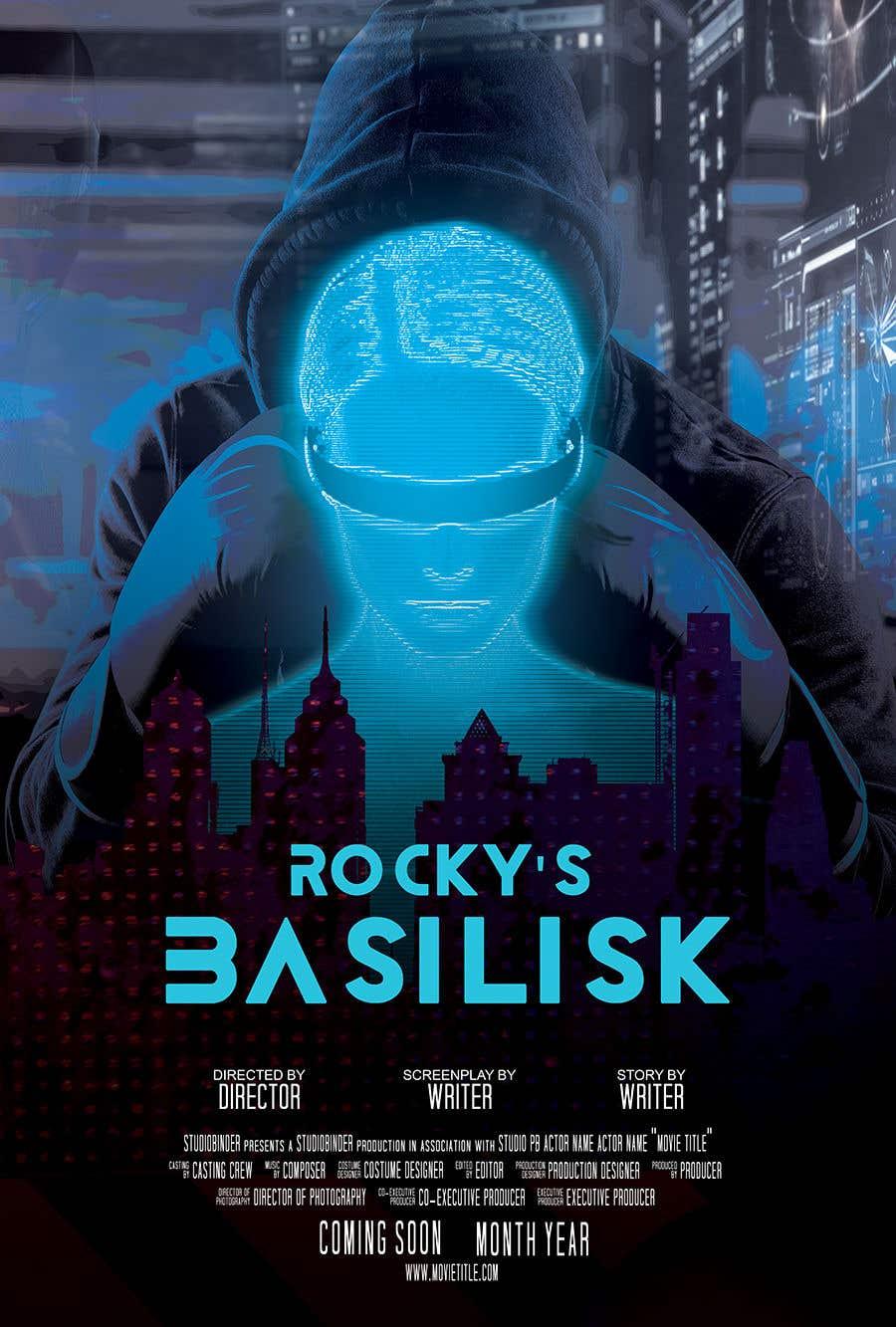 Kilpailutyö #                                        6                                      kilpailussa                                         Rocky's Basilisk movie poster