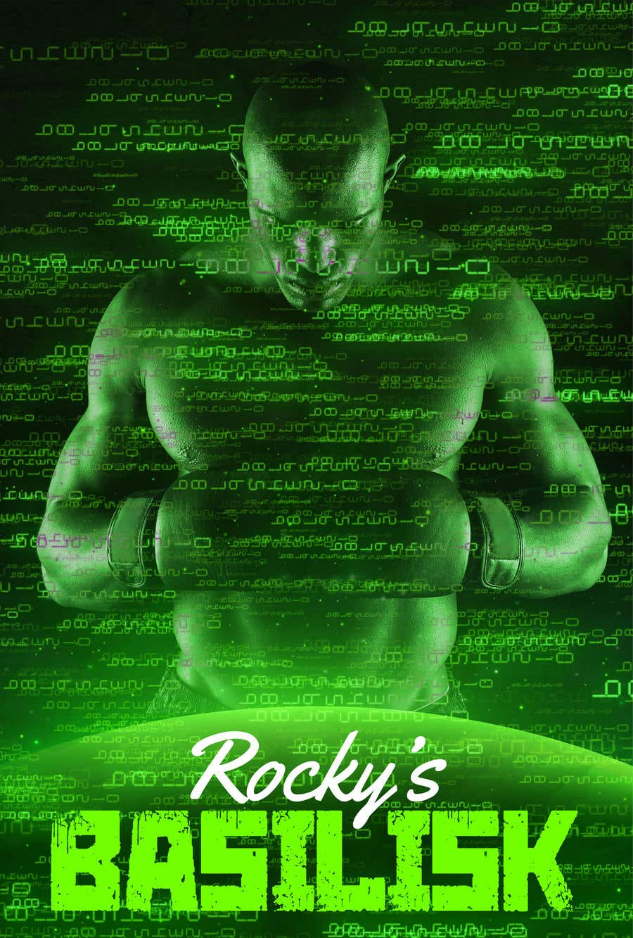 Contest Entry #                                        35                                      for                                         Rocky's Basilisk movie poster