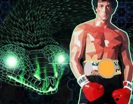 #26 for Rocky's Basilisk movie poster by smretykonadas
