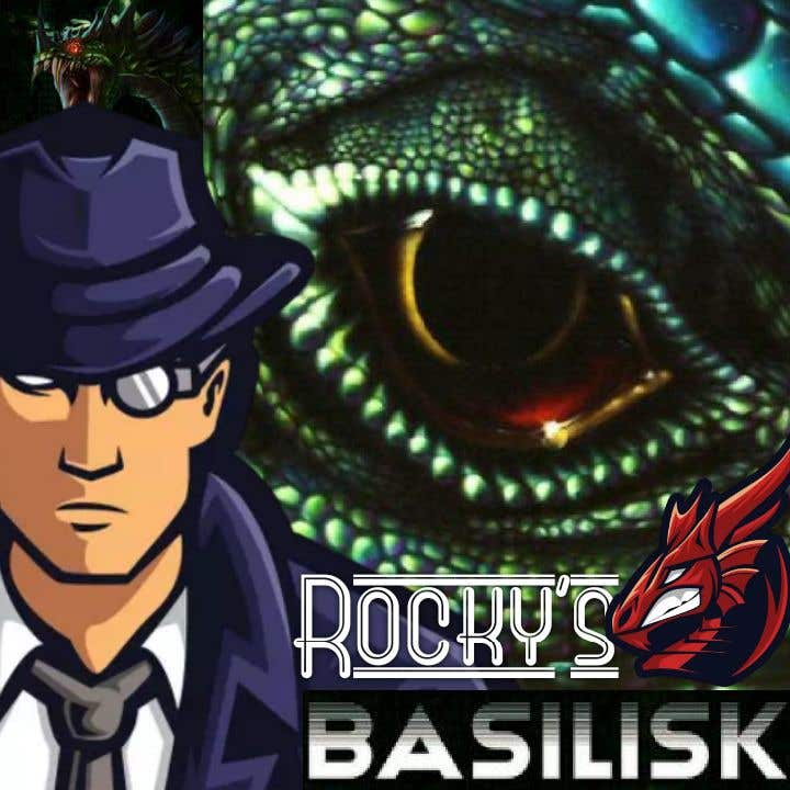 Contest Entry #                                        23                                      for                                         Rocky's Basilisk movie poster