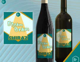 #371 for Create a Wine Bottle label by SaleSr