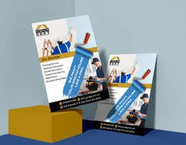 #4 for build me a flyer for  house painting company by ksh568bb1a94568e