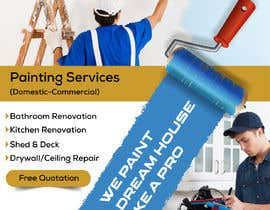 #15 for build me a flyer for  house painting company by ksh568bb1a94568e