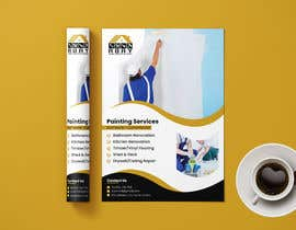 #50 for build me a flyer for  house painting company by imrubelmiah