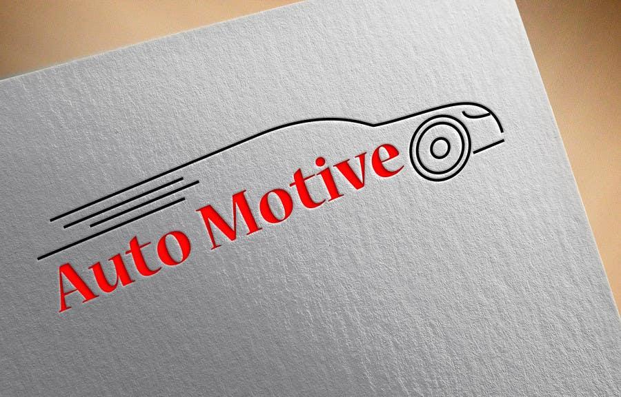 Konkurrenceindlæg #                                        26                                      for                                         Design a Logo for automoto classified