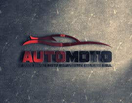 #28 for Design a Logo for automoto classified af tolomeiucarles