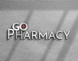#133 untuk Create a logo for my GoPharmcy.com e-commerce business for medicine deLivery at door step oleh Altaf104
