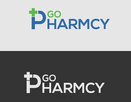 #115 untuk Create a logo for my GoPharmcy.com e-commerce business for medicine deLivery at door step oleh salimsarker