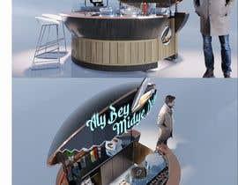 faisolfuady님에 의한 mall Kiosk stand design 2m x 3m  H 2.5을(를) 위한 #30