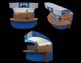 tatang5678님에 의한 mall Kiosk stand design 2m x 3m  H 2.5을(를) 위한 #12