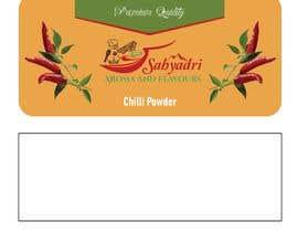 #23 for Self standup pouch label (sticker) design af expresooodesigne