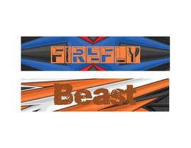#20 for Design an Archery Arrow Wrap by DesignersExpert