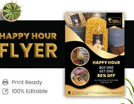 #20 for Create a flyer for Happy Hour by asma4ft