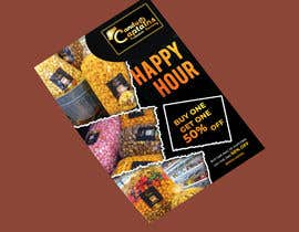 #99 for Create a flyer for Happy Hour by nurmohammad9804