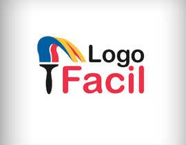 "#1 cho Design a logo for ""LogoFacil"" bởi parikhan4i"