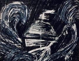 #25 untuk Illustration Re-Do (Ship in Stormy Sea) oleh ElTzil