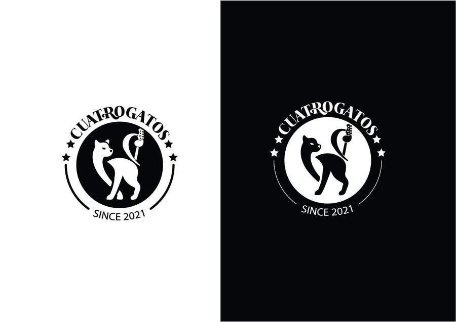 Inscrição nº                                         19                                      do Concurso para                                         Logotipo para banda de rock // Logo for a rock band