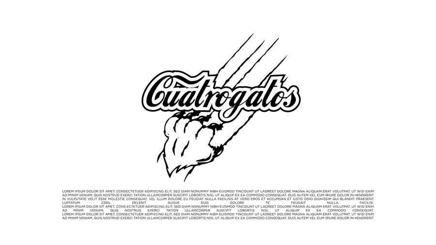 Bài tham dự cuộc thi #                                        138                                      cho                                         Logotipo para banda de rock // Logo for a rock band