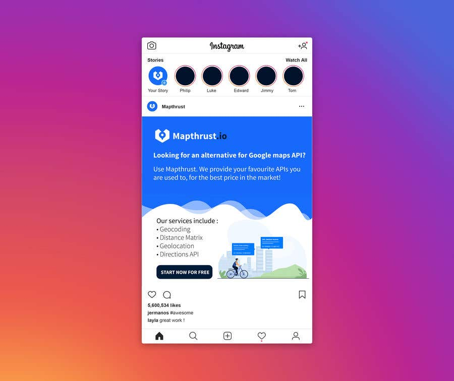 Bài tham dự cuộc thi #                                        9                                      cho                                         [Awarding ASAP] Create 1 or more instagram posts