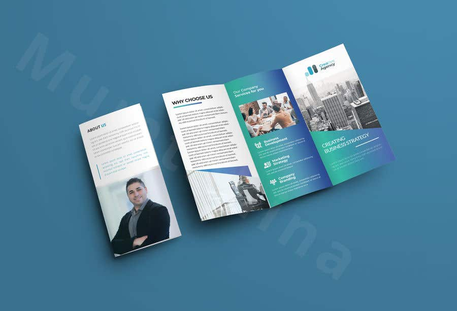 Contest Entry #                                        14                                      for                                         Update Company Profile (Brochure)
