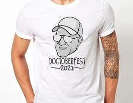 Nro 255 kilpailuun t-shirt  design  Doctoberfest 2021 käyttäjältä Adriangtx