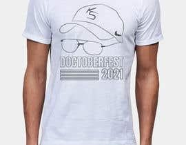 Nro 163 kilpailuun t-shirt  design  Doctoberfest 2021 käyttäjältä Hasdadavid