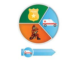 #5 untuk Design some Icons for Emergency Services oleh Dezign365web
