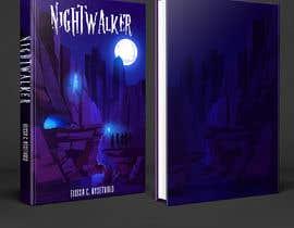 nº 373 pour Nightwalker Cover Art - Spooky YA Fantasy par talk2anilava