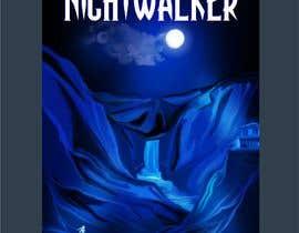#136 for Nightwalker Cover Art - Spooky YA Fantasy by abdsigns