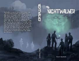nº 382 pour Nightwalker Cover Art - Spooky YA Fantasy par jurgensc